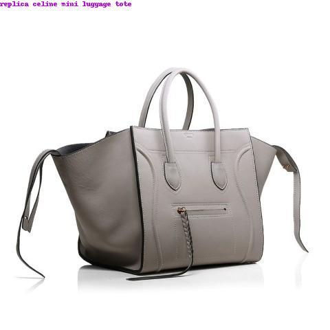 celine black purse - 80% OFF FAKE CELINE LUGGAGE BAG, REPLICA CELINE MINI LUGGAGE TOTE
